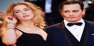 Amber Heard i Johnny Depp