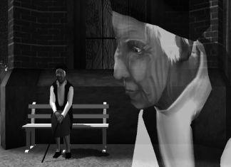 smutne gry - the graveyard