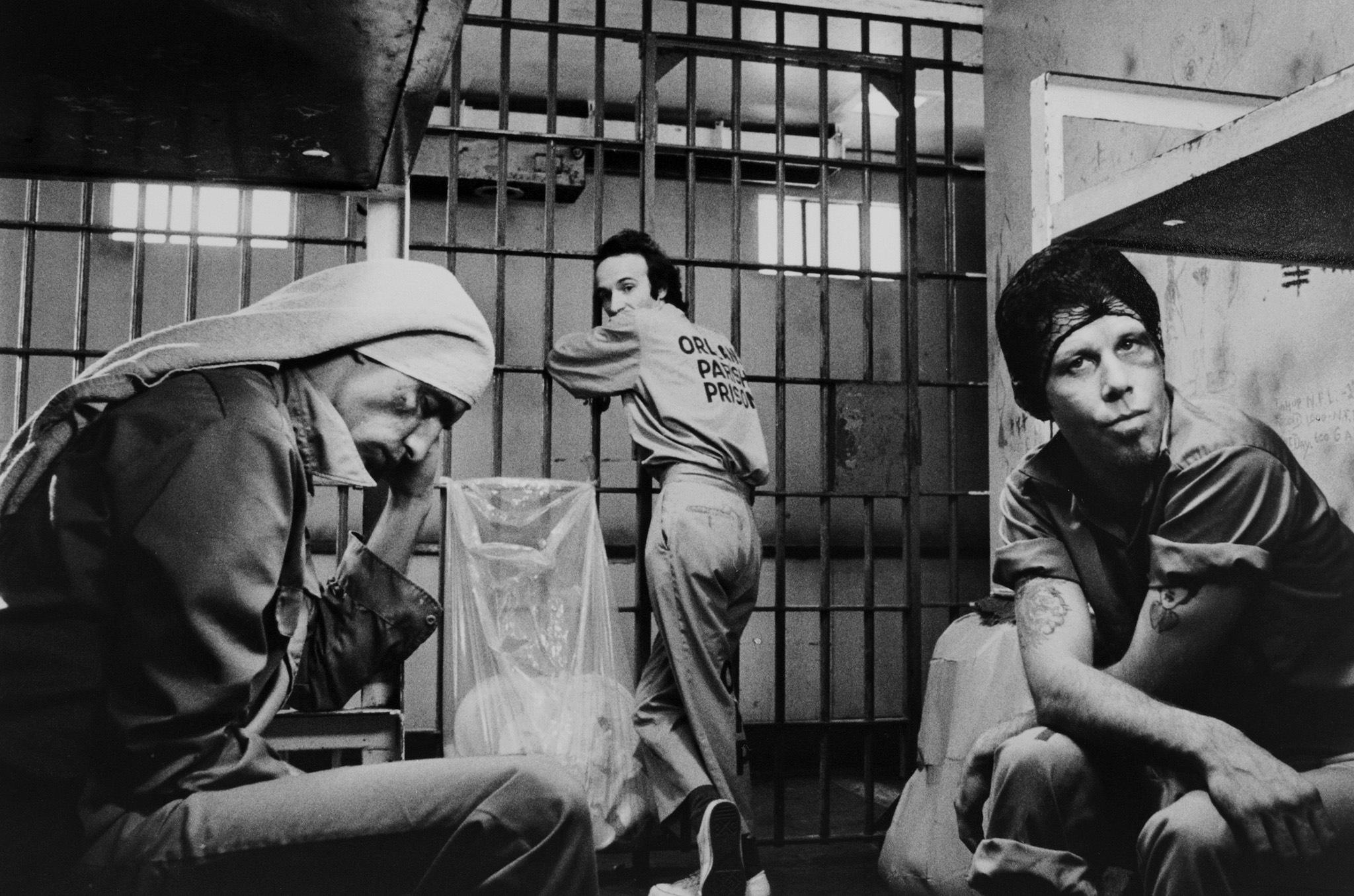 filmy o więzieniu
