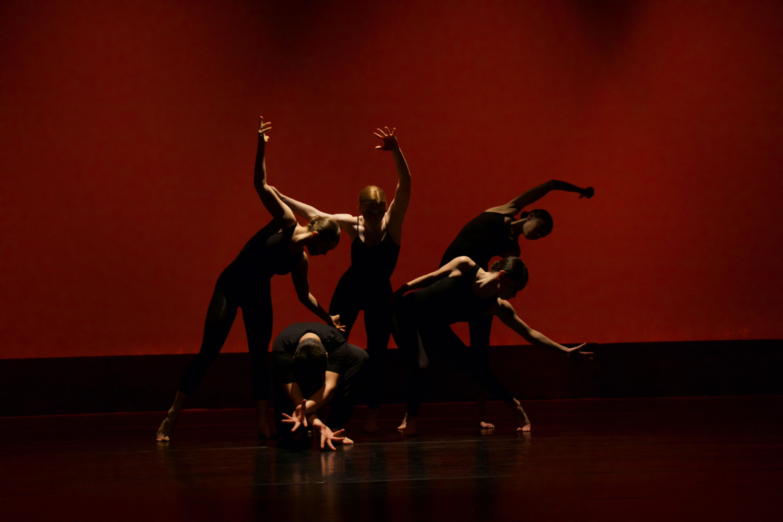 taniec wspólczesny
